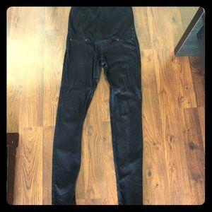 H&M Black Maternity Jeans Size 8